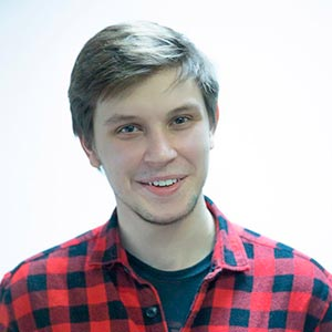Ведущий менеджер Лига ТКС, актёр, проводник в Закулисье Нечаев Арсений