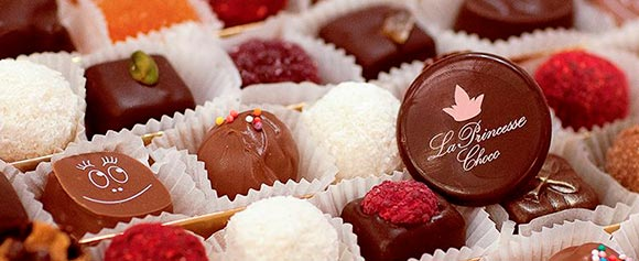Экскурсия в шоколадное ателье La Princesse Choco