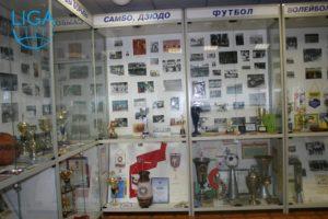 ПосещениеМузея спорта РТ им. Ш.Х.Галеева
