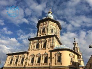 Собор Петра и Павла в Казани