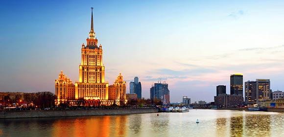 Прием гостей столицы в Москве от Лига ТКС