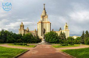 Воробьевы Горы Москва